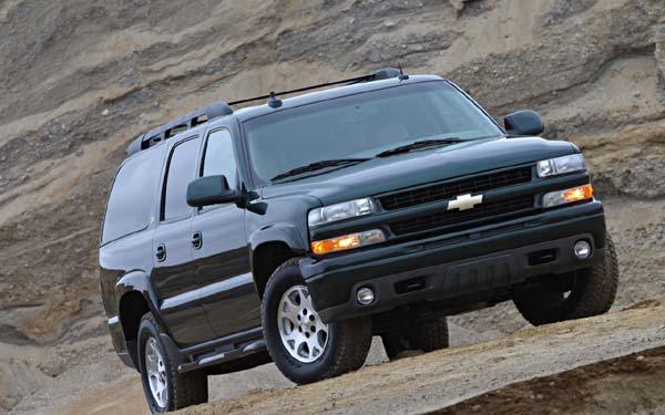 Chevrolet Suburban 1999-2005