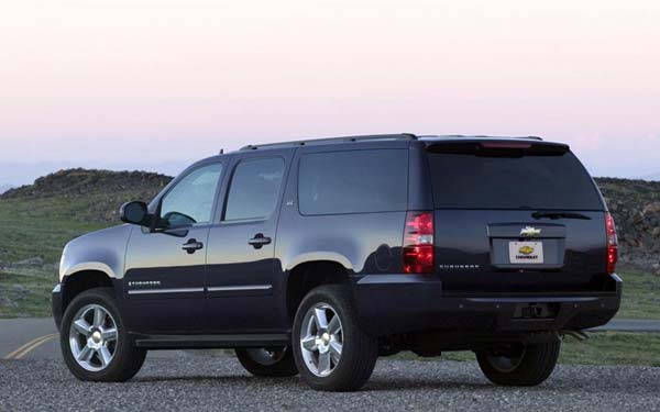 Chevrolet Suburban 2006-2014