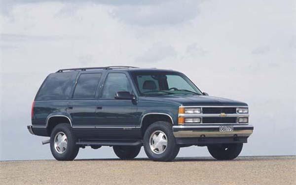 Фото Chevrolet Tahoe  (1995-1998)