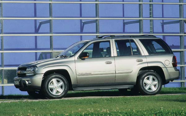 Chevrolet Trailblazer (2002-2009) Фото #12