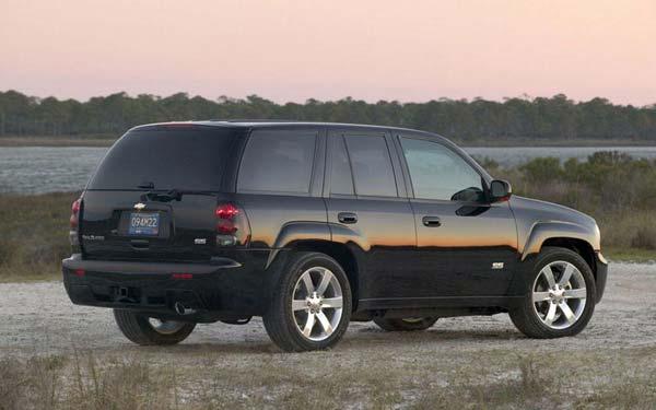 Chevrolet Trailblazer SS 2005-2009