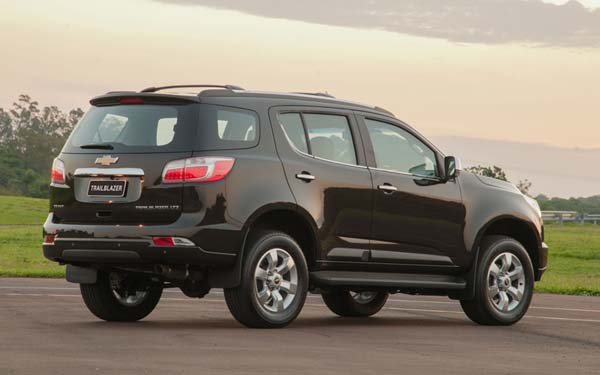 Chevrolet Trailblazer (2012-2016) Фото #32