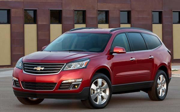 Chevrolet Traverse 2012-2017
