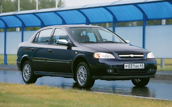Фото Chevrolet Viva