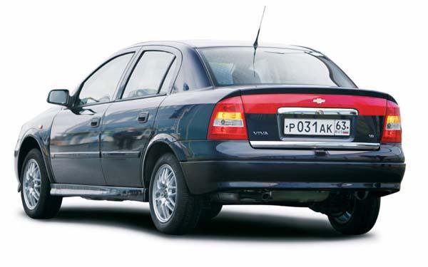 Chevrolet Viva 2004-2008