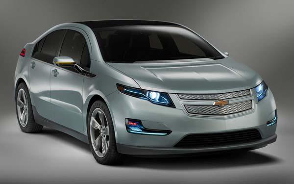 Chevrolet Volt 2010-2015