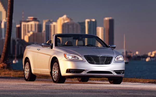 Chrysler 200 Convertible