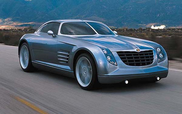 Фото Chrysler Crossfire Concept