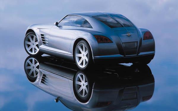 Фото Chrysler Crossfire Concept