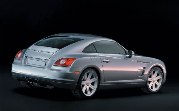 Chrysler Crossfire 2003-2007