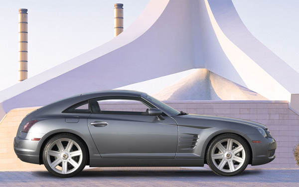 Фото Chrysler Crossfire