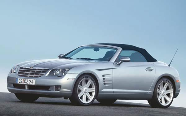 Chrysler Crossfire Convertible 2004-2007