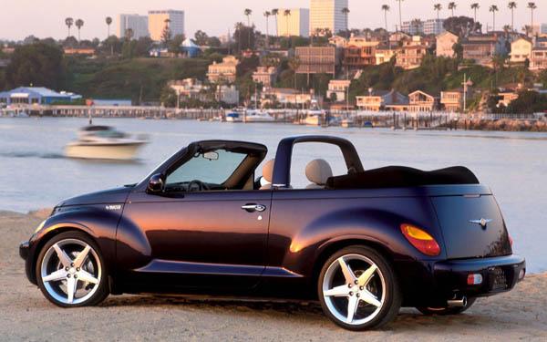 Фото Chrysler PT Cruiser Convertible