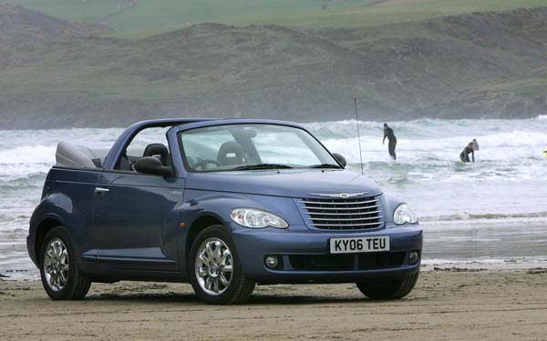 Фото Chrysler PT Cruiser Convertible