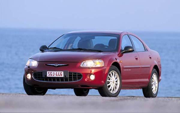 Chrysler Sebring 2000-2003