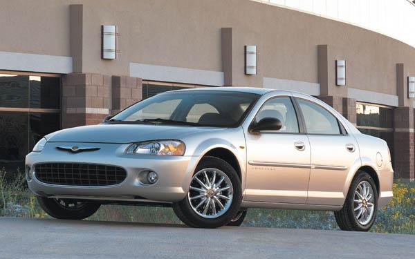 Фото Chrysler Sebring  (2000-2003)