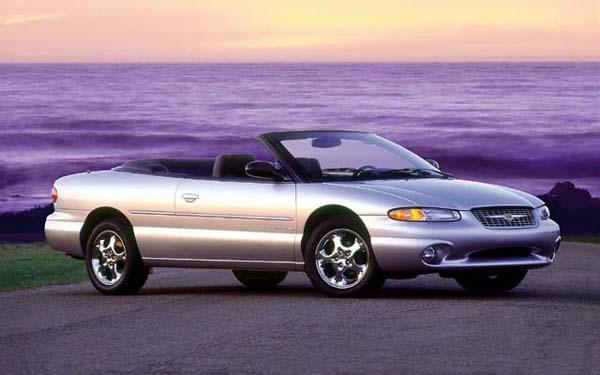 Фото Chrysler Sebring Convertible  (2000-2003)