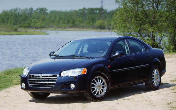 Фото Chrysler Sebring  (2004-2006)