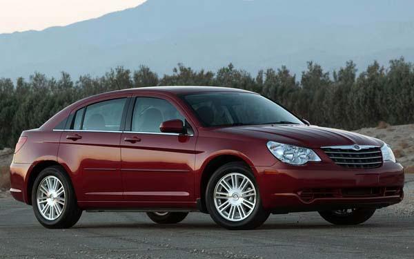Фото Chrysler Sebring