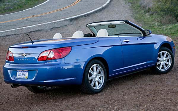 Фото Chrysler Sebring Convertible