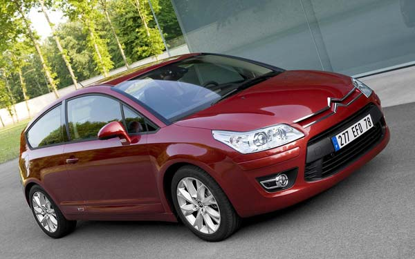 Citroen C4 Coupe 2008-2010