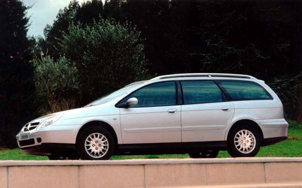 Фото Citroen C5 Break  (2001-2004)