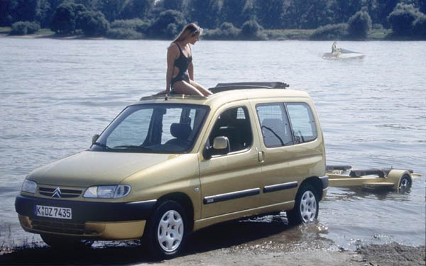 Фото Citroen Berlingo  (1996-2002)
