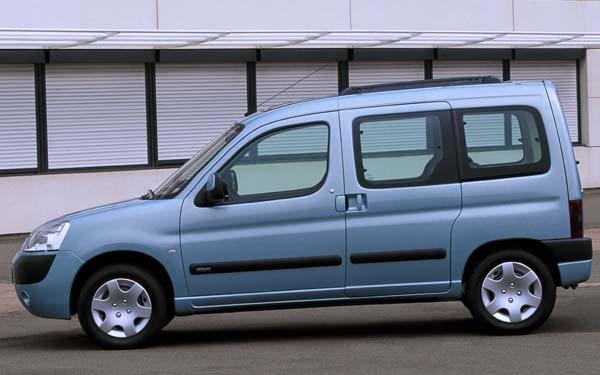 Citroen Berlingo 2003-2012