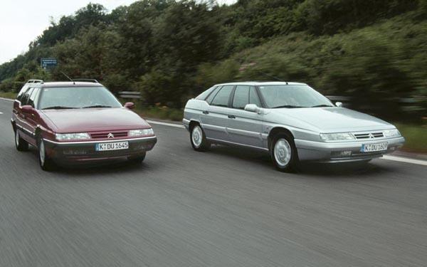 Citroen XM 1995-2000