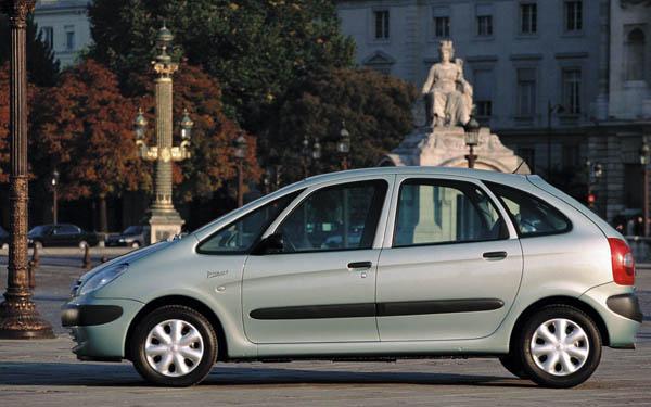 Фото Citroen Xsara Picasso  (2000-2008)
