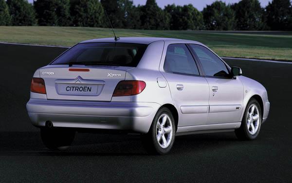 Citroen Xsara 1997-2004