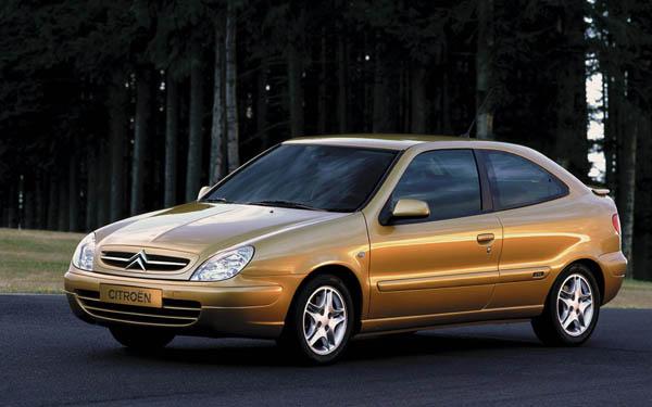 Citroen Xsara Coupe 1997-2004