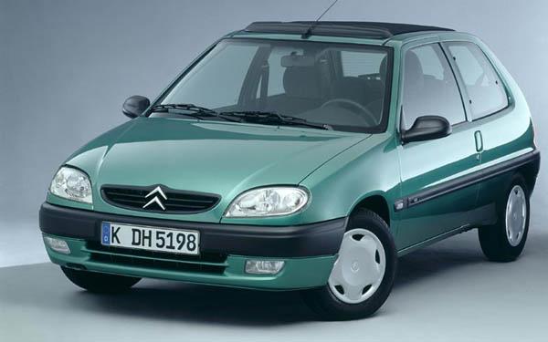 Citroen Saxo 1995-2003