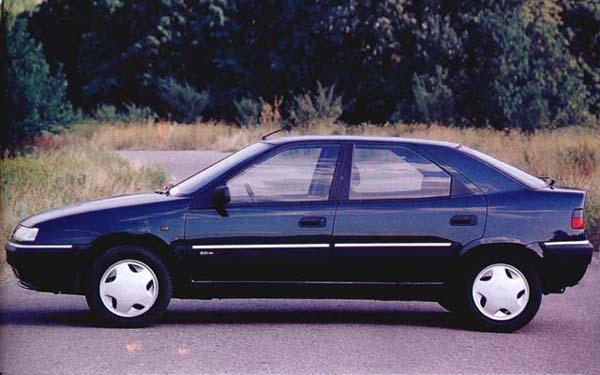 Citroen Xantia 1992-2000