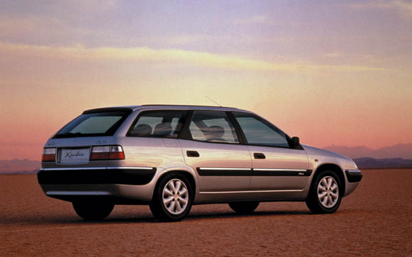 Citroen Xantia Estate 1995-2001