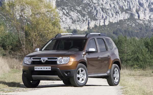 Dacia Duster 2010-2013