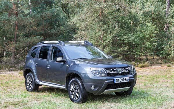 Dacia Duster 2013-2017