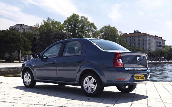 Dacia Logan 2008-2012