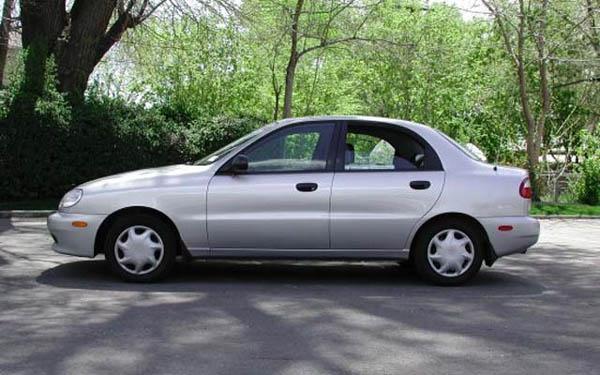 Daewoo Lanos Sedan