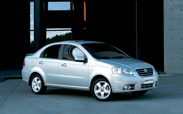 Daewoo Gentra 2006-2011