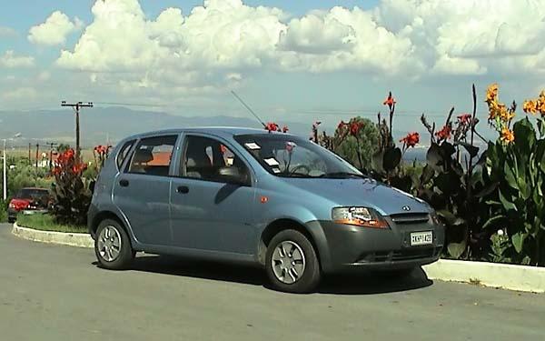 Daewoo Kalos 2002-2007