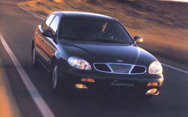 Daewoo Leganza 1998-2003