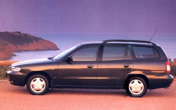 Daewoo Nubira Wagon 1997-1999