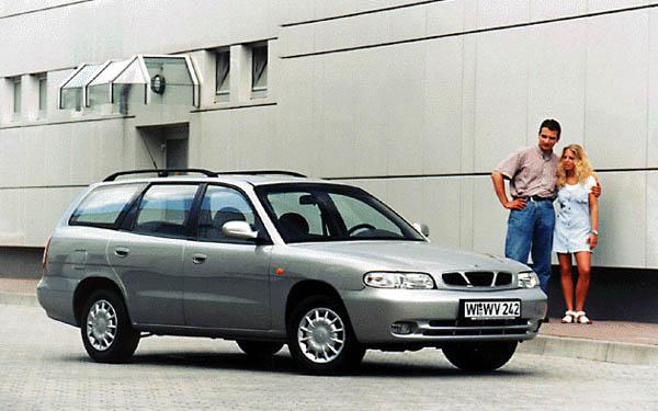 Фото Daewoo Nubira Wagon  (1997-1999)