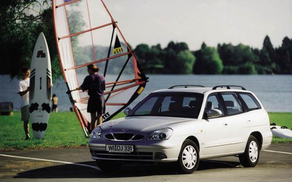 Daewoo Nubira Wagon 1999-2002