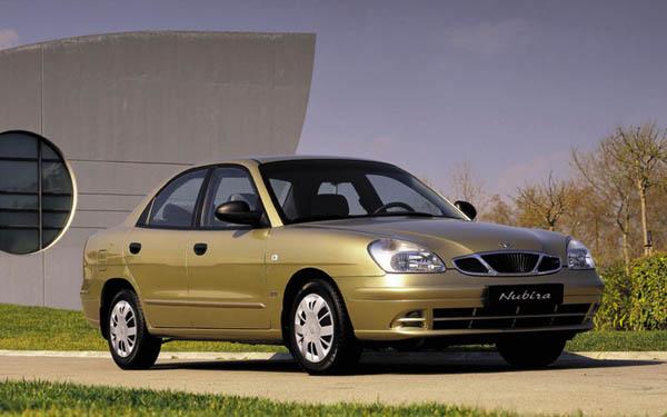 Daewoo Nubira 1999-2002