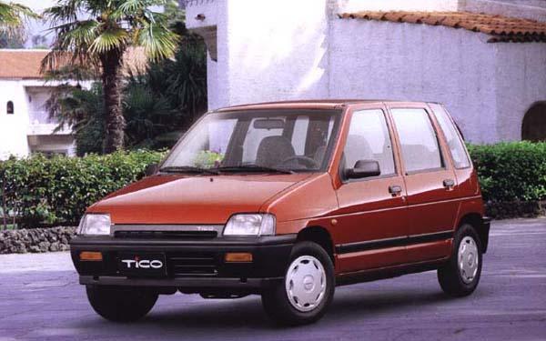 Daewoo Tico 1988-2003