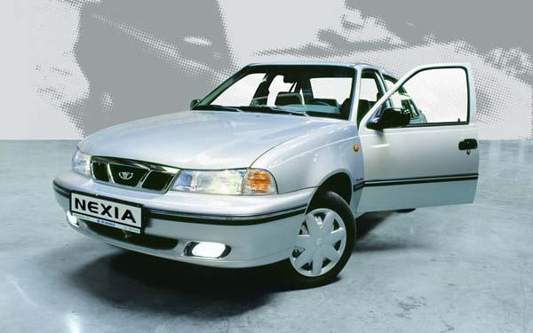Daewoo Nexia 2003-2008