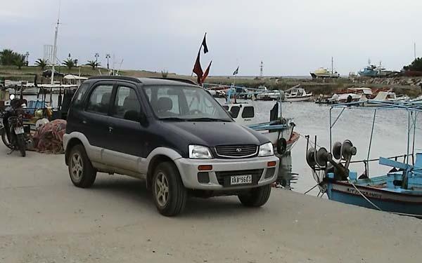 Daihatsu Terios 2000-2005