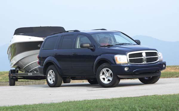 Фото Dodge Durango  (2004-2011)